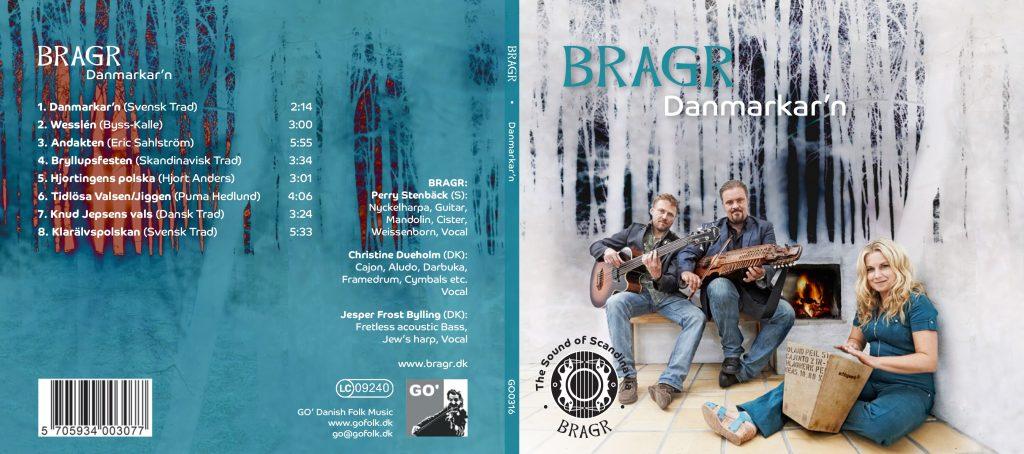 BRAGR Cover
